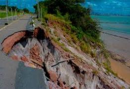 Barreira do Cabo Branco já tem parte dos R$ 82 mi para contenção