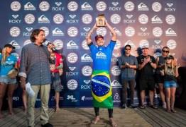 Gabriel Medina e o título do mundial de surfe 2017