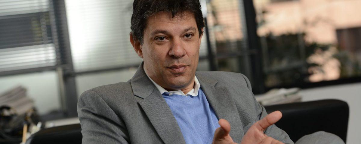 Fernando Haddad estará na Paraíba ainda neste mês de agosto ... ce8758c529