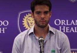 Kaká anuncia a saída do Orlando City após três anos