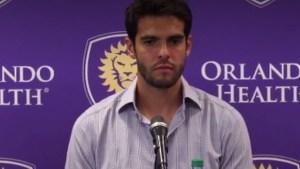 kaka 5 300x169 - Kaká anuncia a saída do Orlando City após três anos