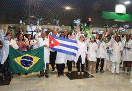 Médicos cubanos entram na justiça por direitos trabalhistas e salário integral
