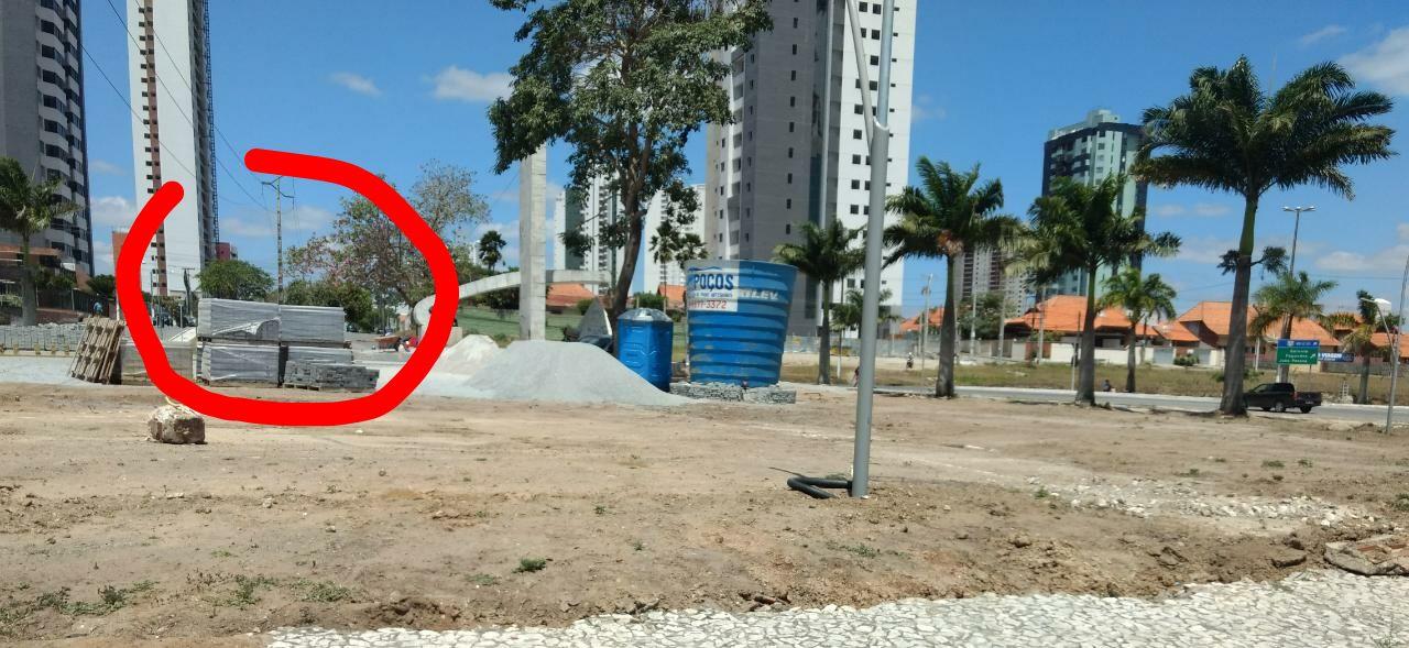 ndice 97 - Prefeitura de Campina faz obras sem placas informativas, para encobrir empresa prestadora do primo do prefeito