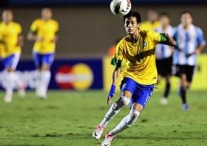 neymar na selecao brasileira 300x211 - Brasil joga com o Chile em SP e Argentina decide vaga no Equador