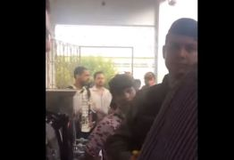 VEJA VÍDEO: Policial é impedida de realizar prova na UEPB
