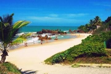praia de tambaba - NÃO HÁ ÓLEO: rede hoteleira tranquiliza turistas e destaca praias limpas no litoral sul