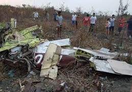 Avião monomotor cai em Itaituba, no Pará, e deixa 5 mortos, uma paraibana é uma das vítimas – VEJA VÍDEO
