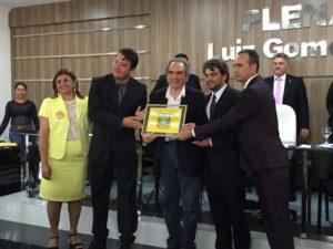 raimundo lira tituli cidadão conceiçao 300x225 - Lira recebe título de Cidadão de Conceição, por sua atuação pelo Ramal Piancó e outras ações em favor da cidade e região