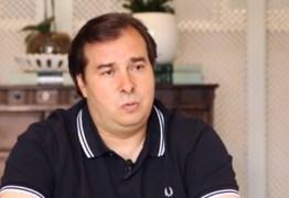 VEJA O VÍDEO: Maia diz que Temer poderia ter caído se comandante da Câmara fosse o Cunha