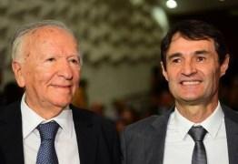 """Enivaldo Ribeiro desmente rompimento com Romero Rodrigues: """"É tudo fantasia"""""""