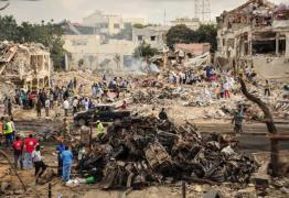 Número de mortos em pior ataque na Somália passa de 300 – VEJA VÍDEO