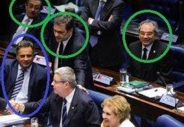 Após livrar a pele de Aécio, qual a explicação que os três senadores da PB darão ao chegar ao Estado?