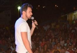 Cantor da Canção Nova é vítima de sequestro relâmpago quando chegava para fazer show na Paraíba