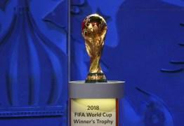 Fifa anuncia mais de 742 mil ingressos vendidos para a Copa antes de sorteio