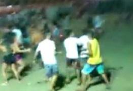 TIROTEIO E PANCADARIA: Festa de estudantes da escola Luiz Ramalho em Mangabeira termina em briga generalizada – VEJA VÍDEO