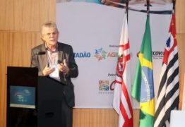 Em SP, Ricardo afirma que Cidade Madura oferece qualidade de vida