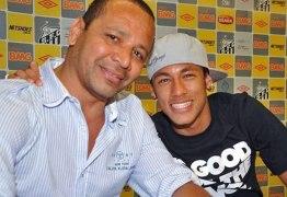 Pai de Neymar não descarta craque no Real Madrid