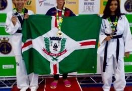 Paraibana conquista medalha de ouro na Copa Brasil