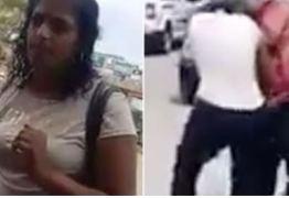 VEJA VÍDEO: homem bate na namorada grávida após ser flagrado com amante