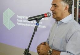 Cartaxo segue apostando na união com PMDB e PSDB para eleições de 2018