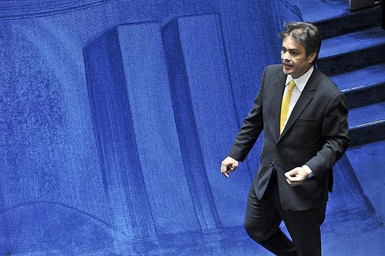 """CassioFabioPozzebomABr - CÁSSIO X AÉCIO: """"O governo Temer interveio do PSDB e não admitiremos passivamente a compra de convencionais"""""""