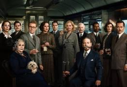Diretor traz o Expresso do Oriente de Agatha Christie para o séc. 21