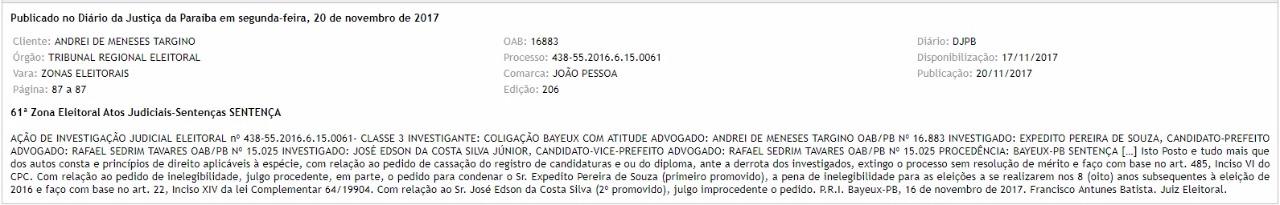 IMG 20171118 WA0087 - Expedito Pereira perde direitos políticos por 8 anos
