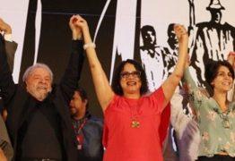 Lula diverge de Lindbergh e prestigia lançamento de Manuela