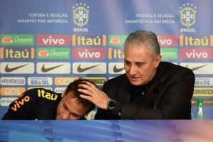 NEYMAR 300x200 - Neymar rechaça problemas no PSG e chora com Tite