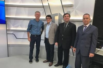 Novo programa - TV Tambaú lança programa Tambaú Imóveis