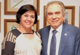 Prefeita de Belém enaltece atuação de Lira no Senado: 'A gente acredita que com ele as coisas andam'