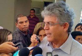 Ricardo entrega reforma de escola e inspeciona obras da Via Perimetral Sul