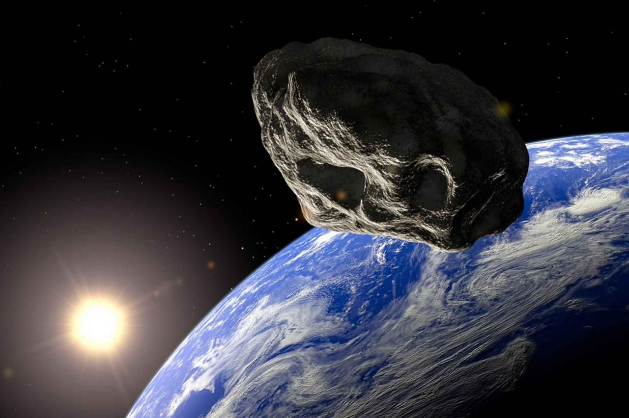 asteroide - Nasa informa que asteroide deve ''visitar'' a Terra antes do Natal