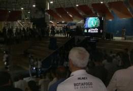Botafogo-PB presta homenagem à Chape durante apresentação do seu novo elenco