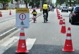 Ciclofaixas e tendas serão proibidas em JP , neste domingo (12)