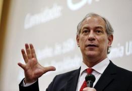Para Ciro, eleição será decidida entre ele e Alckmin