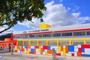 escola estadual - Rede Estadual de ensino inicia pré-matrícula para alunos novatos nesta segunda