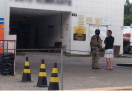 Caixa eletrônico da Alpargatas é explodido em Campina Grande; Posto de gasolina também é atacado