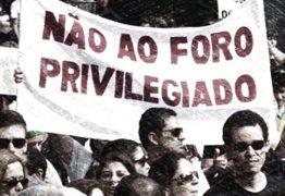 Artistas se mobilizam a favor do fim do foro privilegiado para políticos