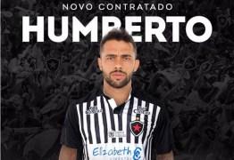 Botafogo-PB anuncia 15º reforço