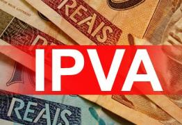 Nova lei do IPVA na Paraíba entra em vigor e prevê multas de 100% e isenções