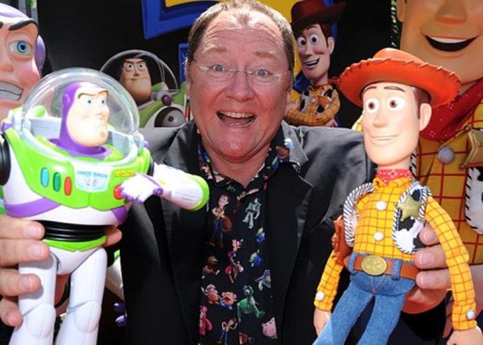 john lasseter - Após queixas de assédio, chefe de criação da Pixar anuncia afastamento