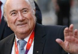 Brasil queria 17 sedes na Copa e foi vetado pela Fifa, diz Blatter