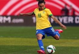 Com Marta na lista, Seleção é convocada para amistosos contra o Chile