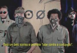 MBL faz plágio do Estado Islâmico em novo vídeo de propaganda da milícia -VEJA VÍDEO