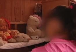 Menina de 9 anos é abusada pelo padrasto, engravida e não pode abortar