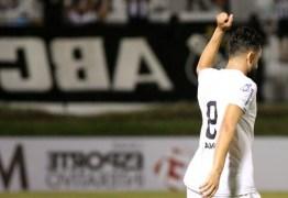 Botafogo-PB confirma o nome do camisa 9 para a temporada 2018