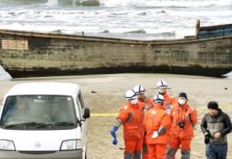 Navio fantasma' com 8 corpos e esqueletos aparece na costa do Japão e intriga autoridades locais
