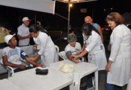 Secretaria Municipal de Saúde monta esquema para atender aos romeiros