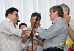 Prefeito do PP diz que da gestão do PSB precisa ter continuidade na Paraíba e anuncia apoio a João